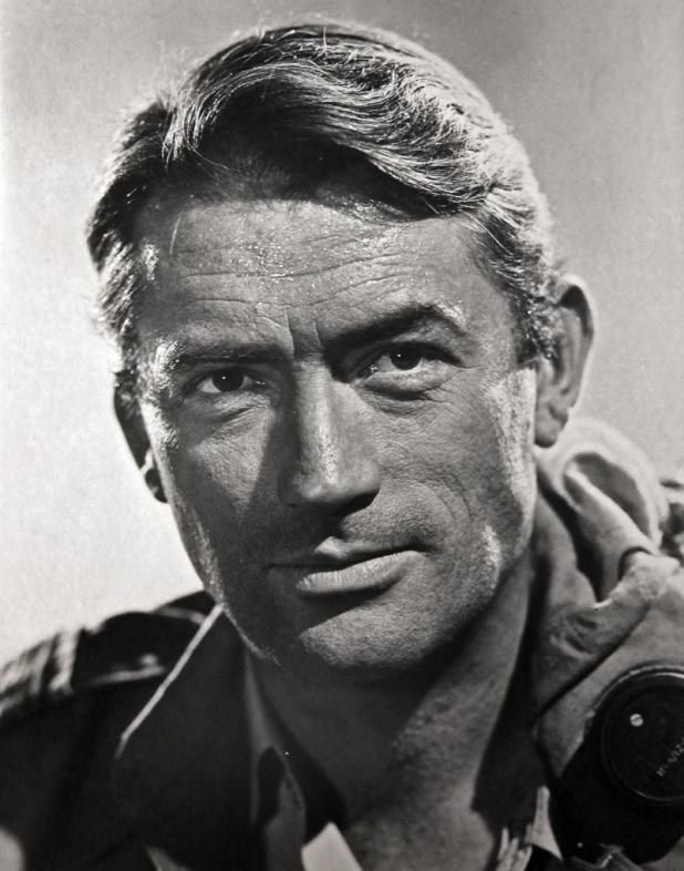 Gregory Peck in Moby Dick  Gregory Peck Photos