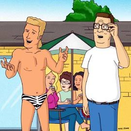 Who is your all-around favorite character? - King of the Hill - Fanpop