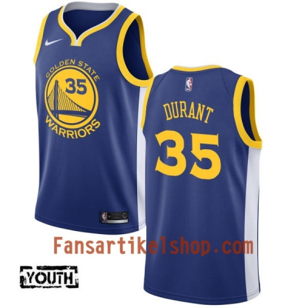 a2deec15591 Nba Golden State Warriors Trikot Kevin Durant 35 Nike 2017
