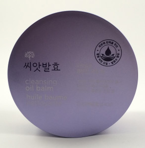 The Face Shop Seed Fermentation Cleansing Oil Balm korean oil cleansers review