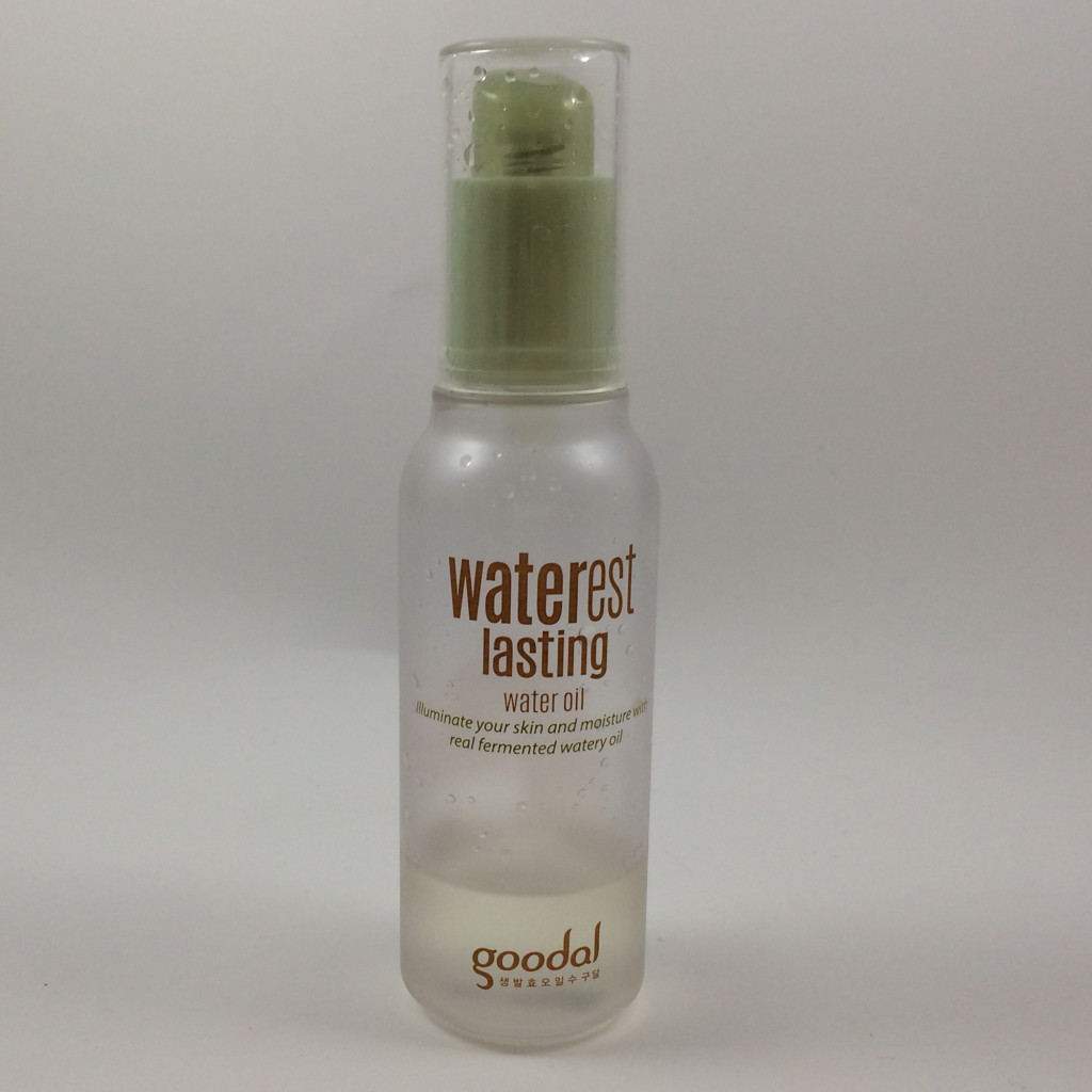 Goodal Waterest Lasting Water Oil Review