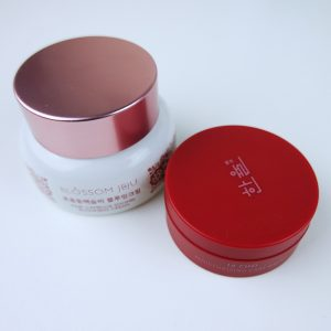 blossom jeju pink soombi cream hanyul ja cho moisturizing balm