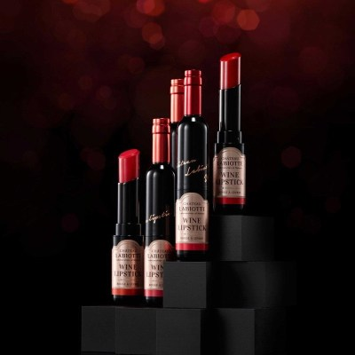 Where to Buy EXO's Chateau Wine Lipstick from Lotto