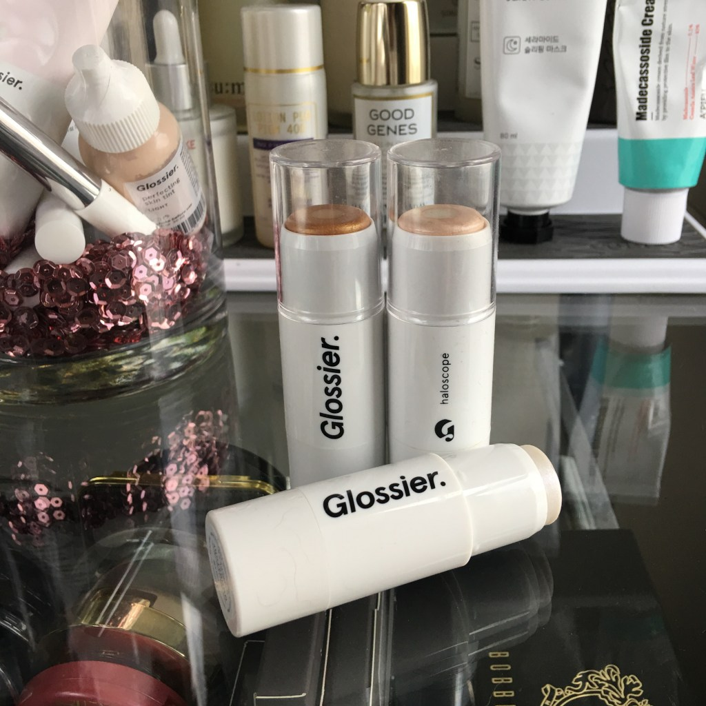Glossier Haloscope review
