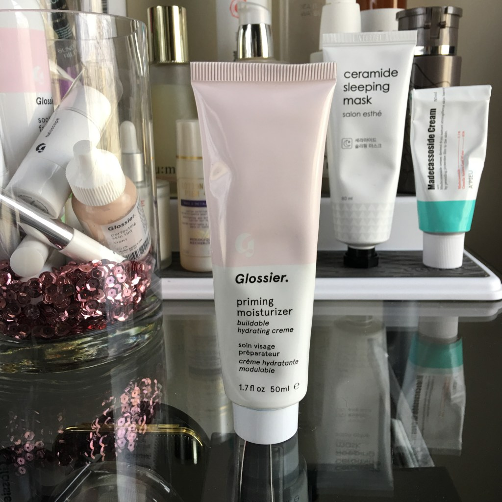 Glossier Priming Moisturizer review