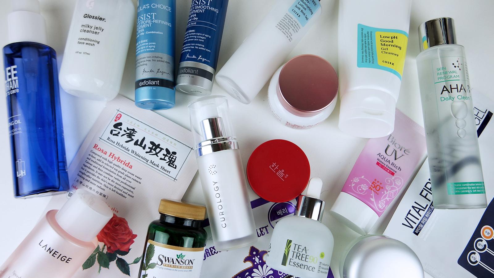 Online Kbeauty Shop Recommendations