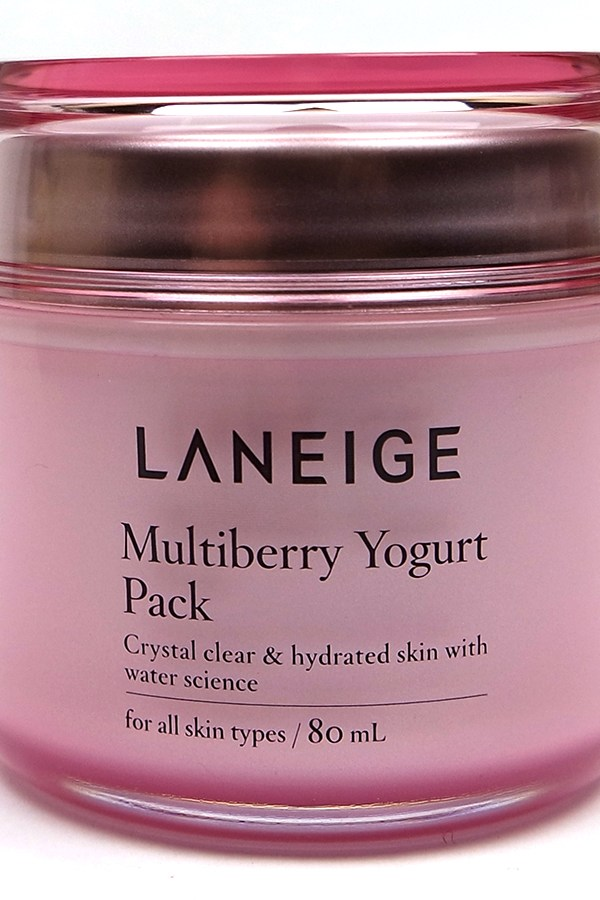 Laneige Multiberry Yogurt Repairing Mask Review