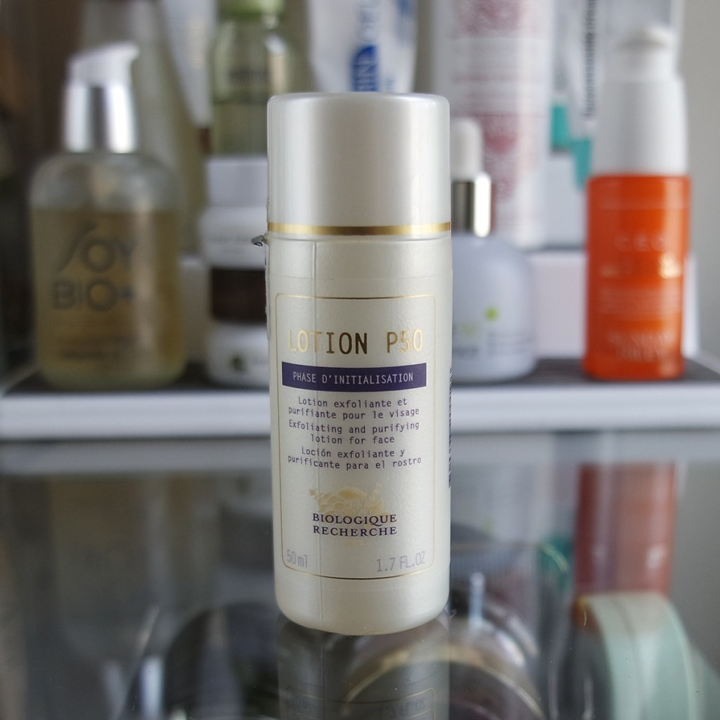 Biologique Recherche Lotion P50 (non-phenol) The Hunt for a Good Genes Dupe: 17 Lactic Acid Reviews