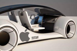 apple titan