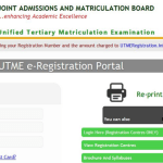 JAMB General Instruction For Filling 2017 UTME Registration Form