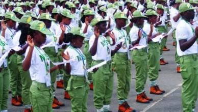 NYSC reopens orientation camp in Adamawa