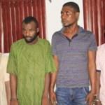 Police Arrests Four Kidnap gang members