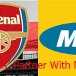Arsenal FC Partners With MTN - Nigeria