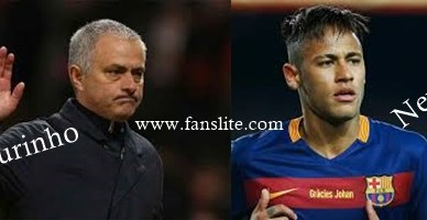 Mourinho looking to take Neymar away from Barcelona