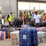 Nigerians deported from United Kingdom