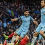 Aguero leveller keeps Liverpool at bay