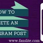 Delete Instagram Posts