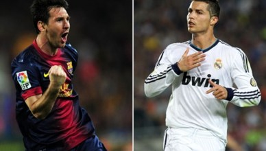Cristiano Ronaldo tops Lionel Messi in earnings