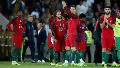 Ronaldo Scores Homecoming Goal