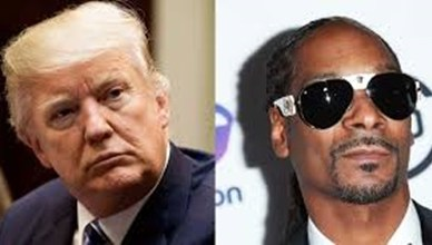 """Snoop Dogg would have gotten """"jail time"""" if – Trump"""