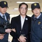 Samsung Chief Lee Indicted On Bribery Charges