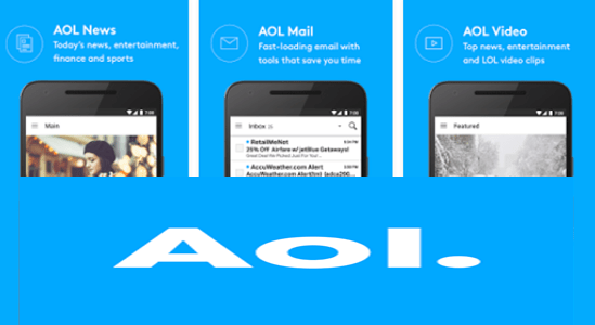 Aol Download Download Aol Mail App For Android Ios Smartphones Fans Lite