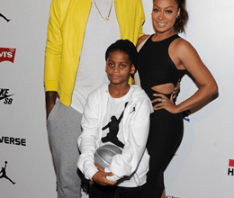 Carmelo & La La Anthony Separate