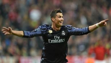 Ronaldo hits 100 as Real beat Bayern