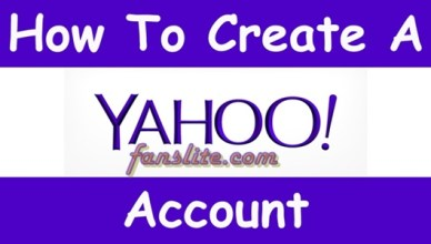 Create Yahoo Mail