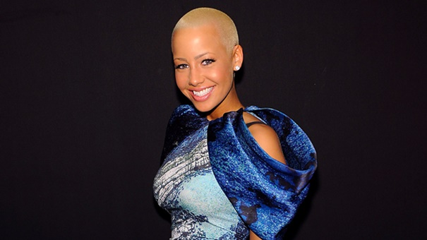 Amber Rose Robbed