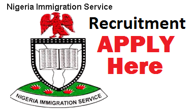 Nigerian Immigration Service 2017/2018 Recruitment