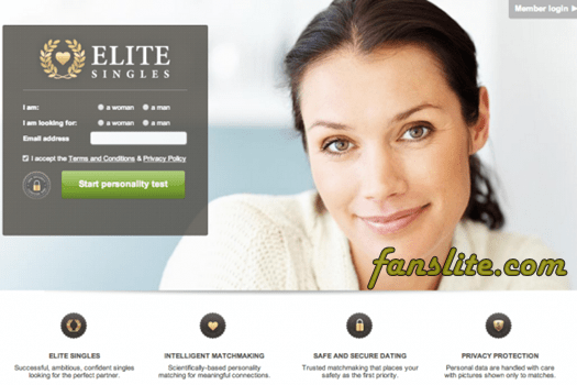 Elitesingles com login