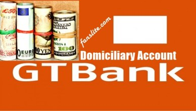 Open Domiciliary Account With GTbank