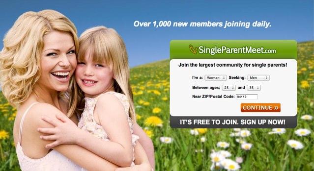 Singleparentmeet com login