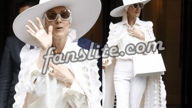 Celine Dion Looks so Fierce