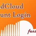 SoundCloud Login