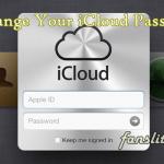 Change iCloud Mail Password