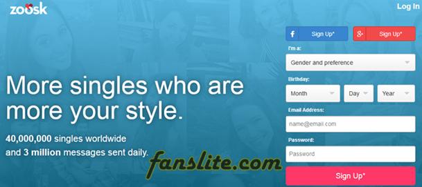Zoosk kostenlose online-dating-site