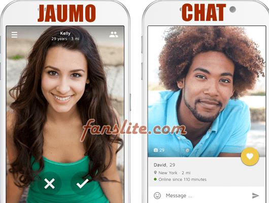 JAUMBO DATING SITE.