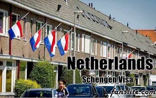 Netherlands Visa Application