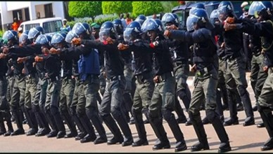 Nigeria Police Academy Shortlisted Candidate