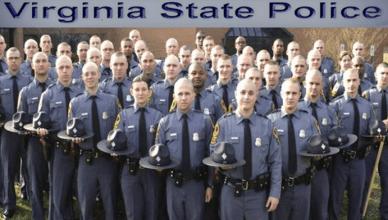 Virginia State Police Recruitment