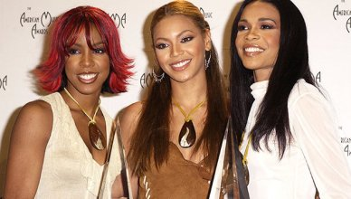 Fans Speculates Destiny's Child Reunion