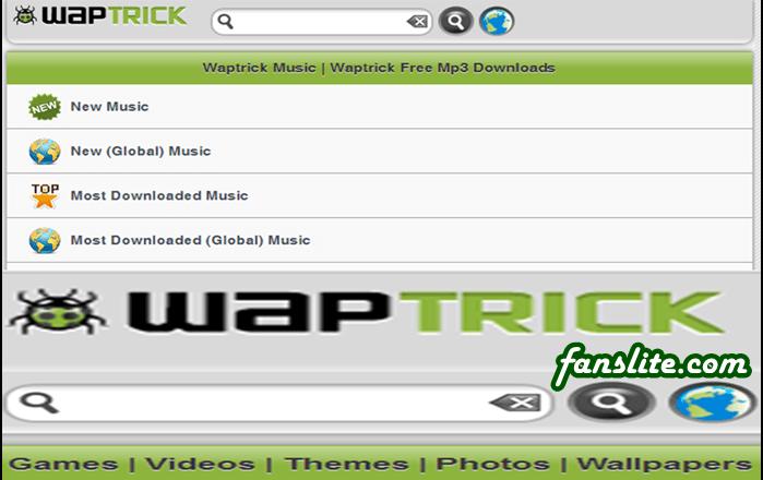 Waptrick New Games Download