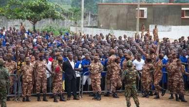 Ghana Prisons Recruitment Categories