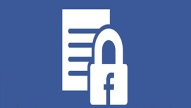 Facebook Account Security Page