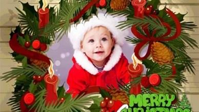 Facebook Christmas Frames