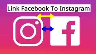 how to link instagram with FB account