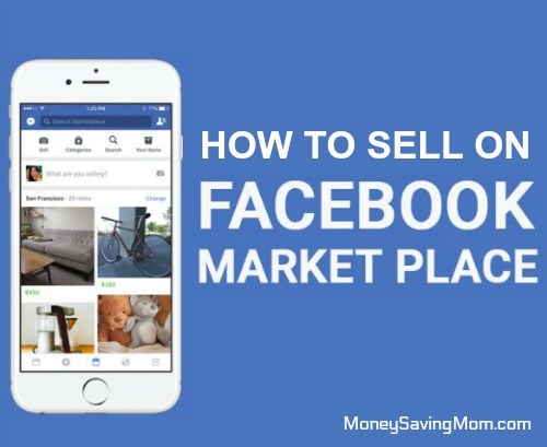 Facebook Marketplace For Online