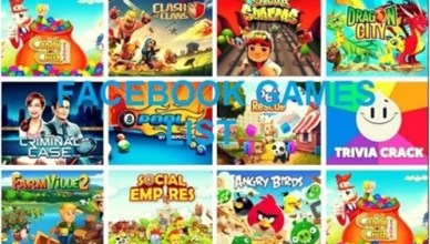 Facebook Games Online to Play